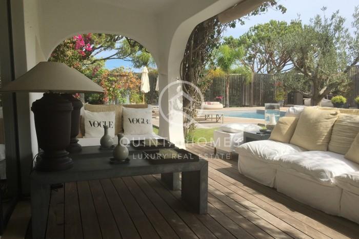 Cosy villa close to beach